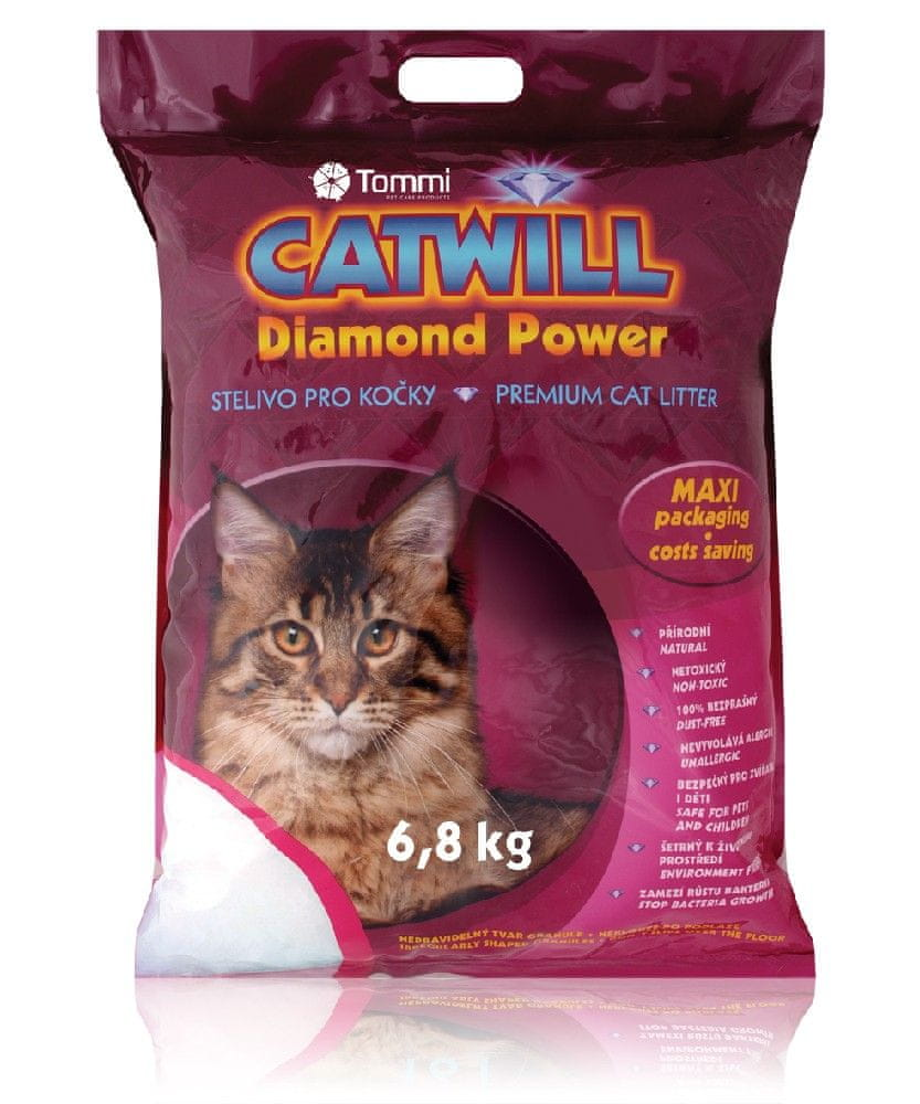 Tommi Catwill Silicagel 16l
