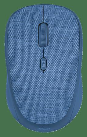 TRUST Yvi Fabric, modrá (22629)