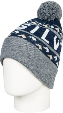 Quiksilver kapa Summit Beanie Hdwr Btk0 Dress Blues, modra