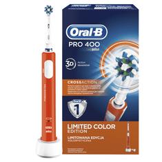 Oral-B szczoteczka elektryczna Pro 400 Orange