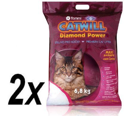 Tommi Diamond Power Macskaalom, 2 x 16 l