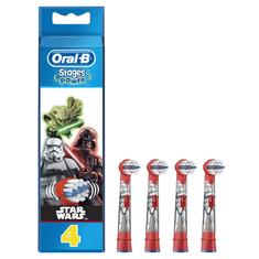 Oral-B dječji nastavak za električnu četkicu za zube Star Wars, 4 komada
