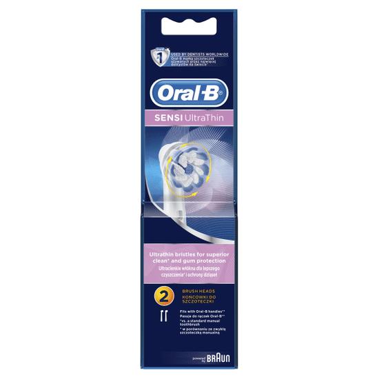 Oral-B Sensitive 2 ks náhradní hlavice