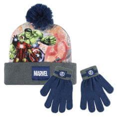 Disney chlapecký zimní set Avengers - barevný