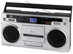 Trevi radiomagnetofon RR 504 BT