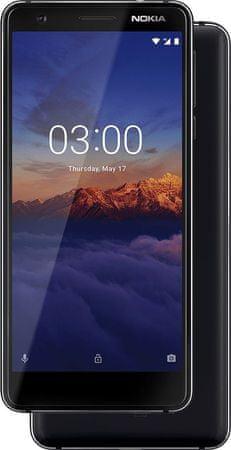 Nokia 3.1 2/16GB Dual SIM, Black