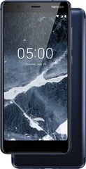 Nokia 5.1 2/16GB, Single SIM, Tempered Blue