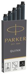 Parker bombice Quink, 5/1, črne