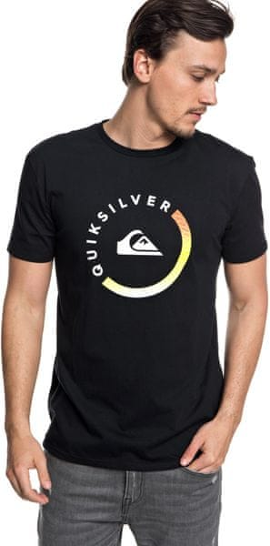 Quiksilver Slabsessionss M Tees Kvj0 Black S