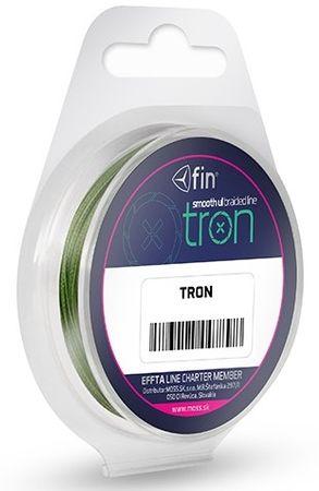 FIN Náväzcová Šnúra Tron Zelená 20 m 0,05 mm, 2,25 kg