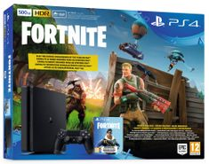 SONY Playstation 4 Slim - 500GB + Fortnite