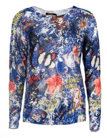 Desigual sweter damski Alicia L wielokolorowy