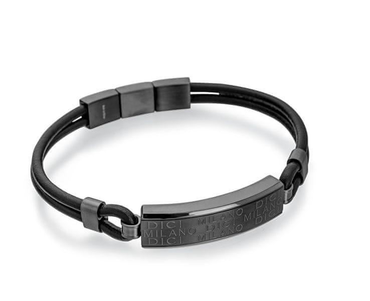 Pánský kožený náramek DCBR50160200