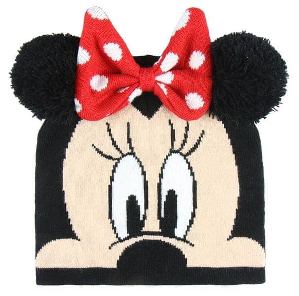 Disney dívčí čepice Minnie - barevná