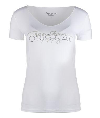 467e4882311 Značka  Pepe Jeans Náš kód  1223673008. dámské tričko Jane L bílá