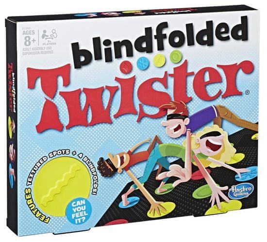 HASBRO Twister na slepo