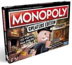 HASBRO Monopoly Cheaters edition SK