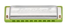 Hohner Rocket Amp A-major Foukací harmonika