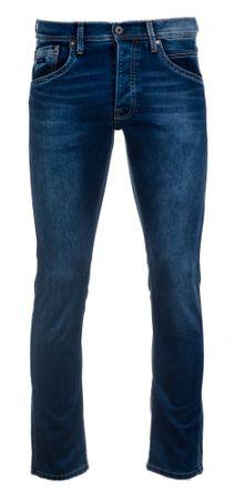 Pepe Jeans pánské jeansy Track 30 32 tmavě modrá  4b03b10ff4