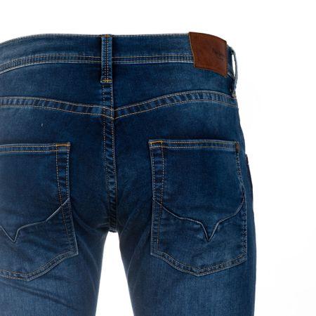 Pepe Jeans pánské jeansy Track 33 32 tmavě modrá  8647468ef4