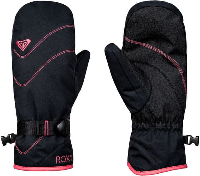 Roxy Jetty Soli Mitt J Mttn Kvj0 True Black S