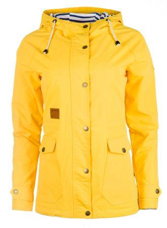 MEATFLY dámská bunda Victory 2 XS žlutá