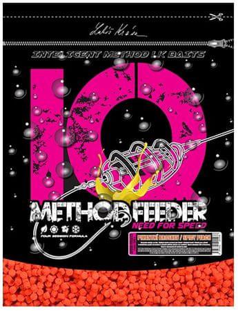 Lk Baits Pelety IQ Method Feeder Speed Pikantní broskev/Spicy Peach 600 g, 4 mm