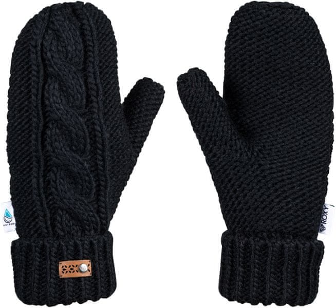 Roxy Winter Mittens J Mttn Kvj0 True Black