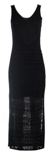 Timeout dámské šaty S černá