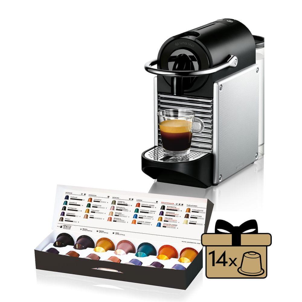Nespresso De'Longhi Pixie EN125.S