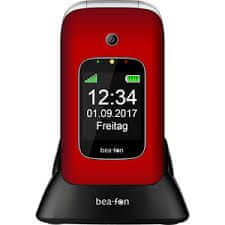 Beafon GSM telefon SL590, rdeč