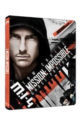 Mission: Impossible 3  (2 disky) - Blu-ray + 4K ULTRA HD
