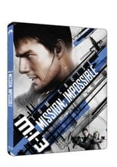 Mission: Impossible (2 disky) - Blu-ray + 4K ULTRA HD