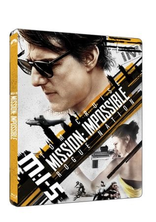 Mission: Impossible Ghost Protocol  (2 disky) - Blu-ray + 4K ULTRA HD