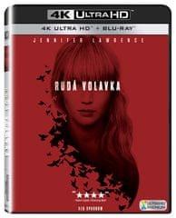 Rudá volavka (2 disky) - Blu-ray + 4K ULTRA HD