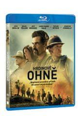 Hrdinové ohně   - Blu-ray
