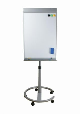 Optima tabla Flipchart Mobile, 70 x 100 cm