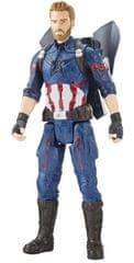 Avengers Figurka Power Pack 30cm Captain America