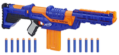 Nerf pištola ELITE Delta Trooper