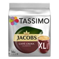 Jacobs TASSIMOCAFE CREMA XL 2x 132,8g