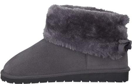 s.Oliver buty zimowe damskie 41 szare