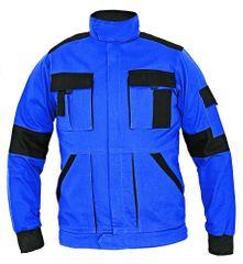 Max Dámska bavlnená montérková bunda Lady modrá/čierna 44