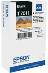 Epson C13T70114010 XXL, černá (C13T70114010)