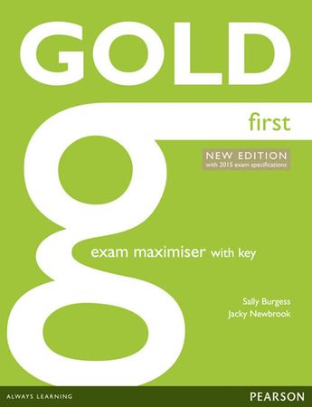 Newbrook Jacky: Gold First New Edition Maximiser with Key
