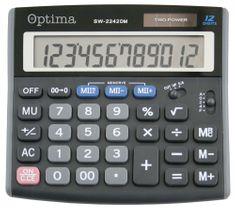 Optima kalkulator SW-2242DMA