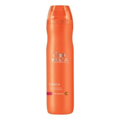 Wella Professional Objemový šampon pro jemné až normální vlasy Enrich (Volumizing Shampoo For Fine/Normal Hair) 1000 ml