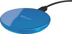 Trust Primo Wireless Charger for smartphones, 5W, modrá 22817