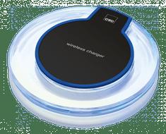 Clatronic CTC WC 7016 Indukční nabíječka, kulatá WC 7016