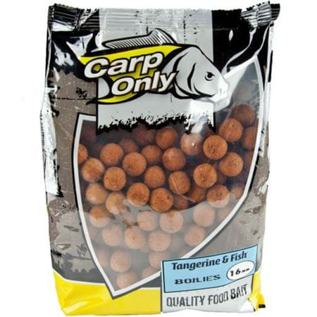 Carp Only Boilies Tangerine & Fish 1 kg 12 mm