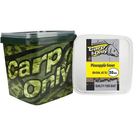 Carp Only Boilies Pineapple Fever 3 kg 12 mm